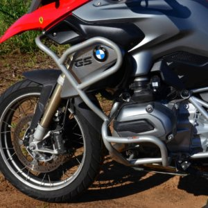 RF Protective Motorcycle Accessories